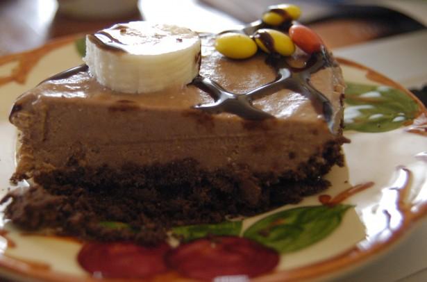 Peanut Butter Bananarama Ice Cream Cake
