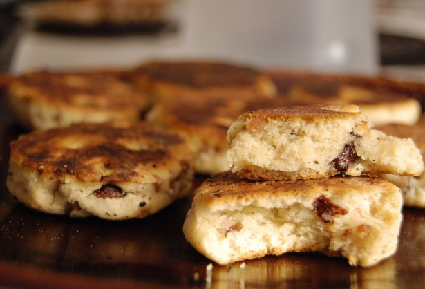 Chocolate Bacon Welsh Cookies Recipes