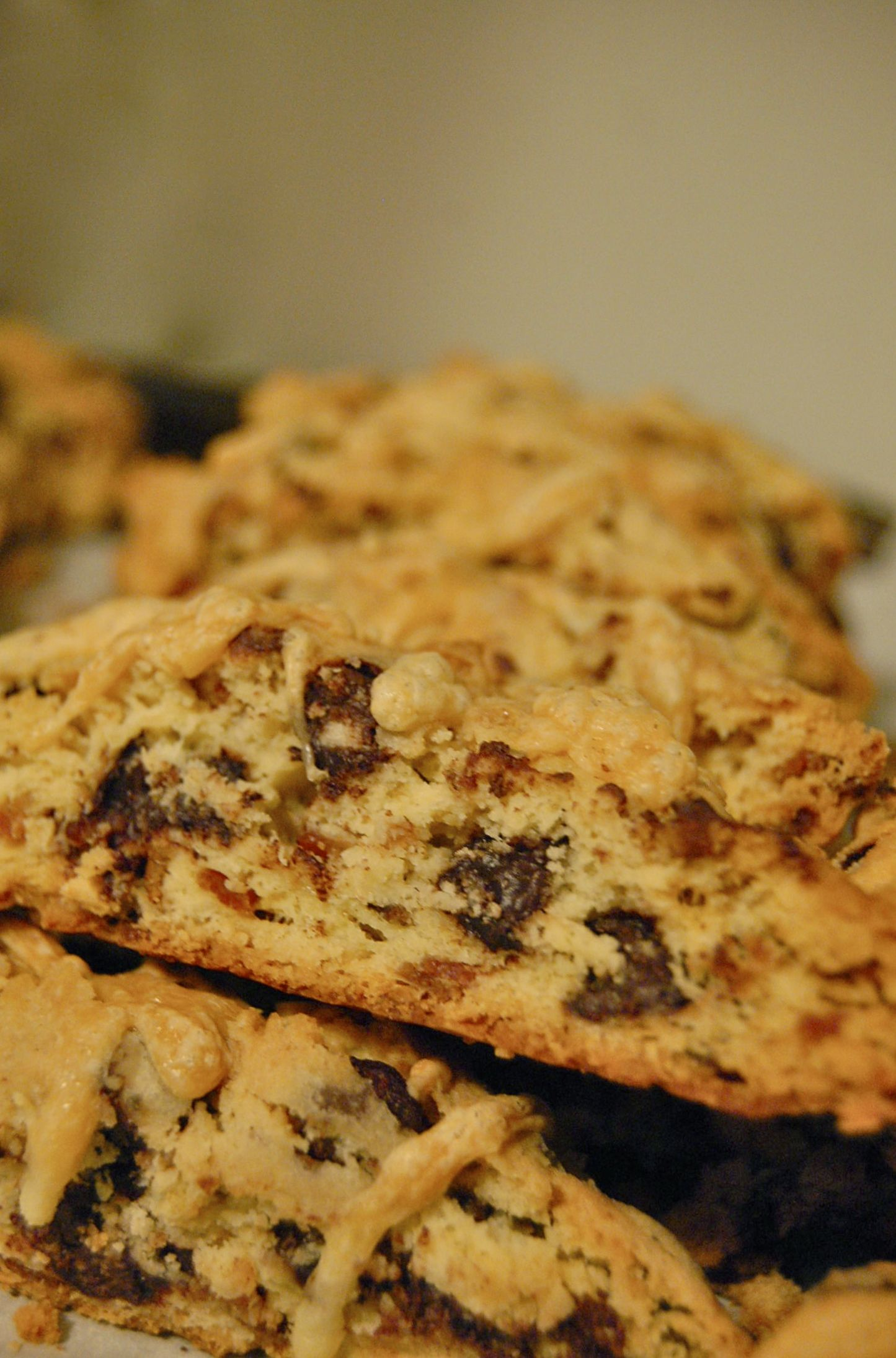Whiskey Bacon » Blog Archive Bacon Chocolate Cheese Biscotti Recipe ...