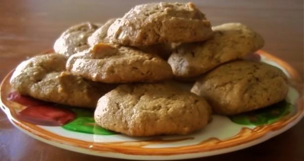 Creamy Almond Butter Cookies (Gluten Free)
