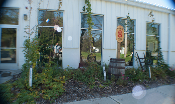 Shawnee Craft Brewery: The Throwback Tour