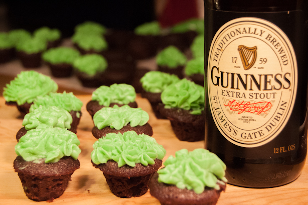 Irish Cupcake Stout n' Shot Recipe
