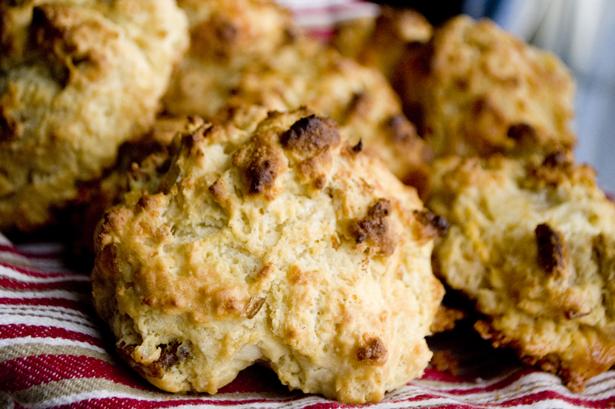 Whiskey Bacon » Blog Archive Cheddar Bacon Drop Biscuits ...
